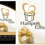 CQ Hampers and Gifts Bull-up Banner
