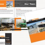 CQ Steel Brochure and Card