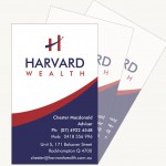 Harvard Wealth Cards
