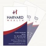 Harvard Wealth Cards