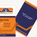 JAL Concrete Cards