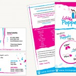 Little Poppets Cards